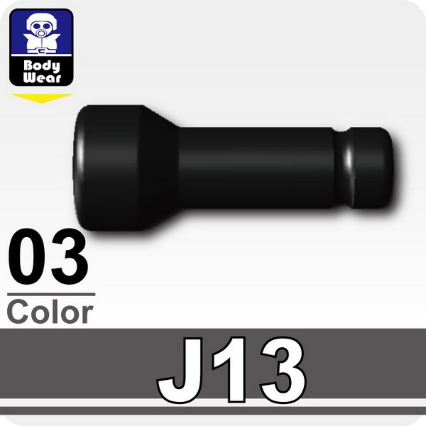 Black_Flashlight(J13)