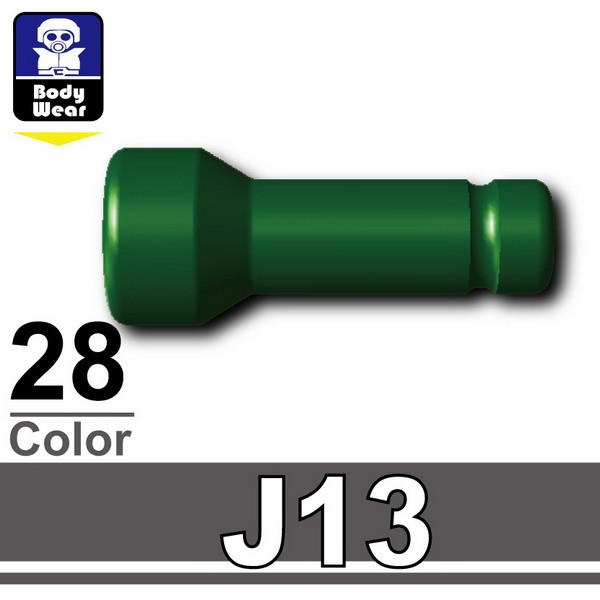 Dark Green__Flashlight(J13)