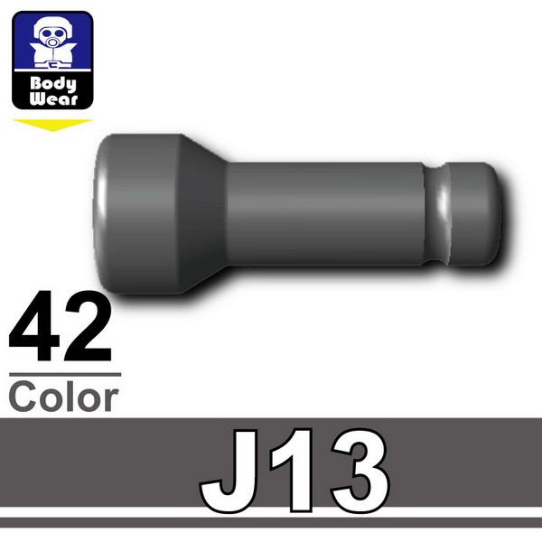 Iron Black_Flashlight(J13)