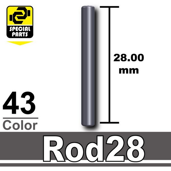 Dark Blue Gray_Rod28