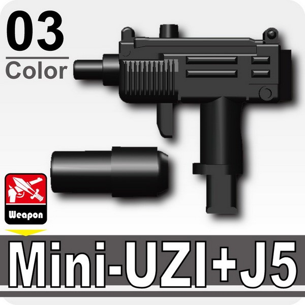 Black_Mini-UZI+Silencer(J5)