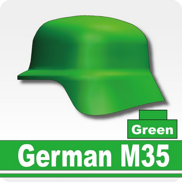 Green-German M35