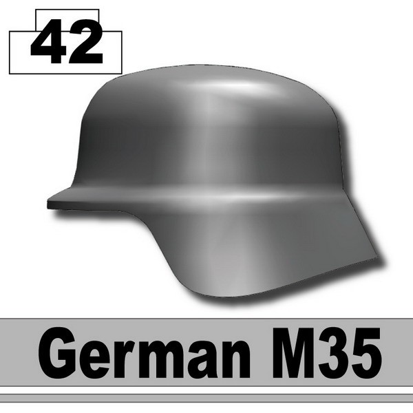 Iron Black_German M35