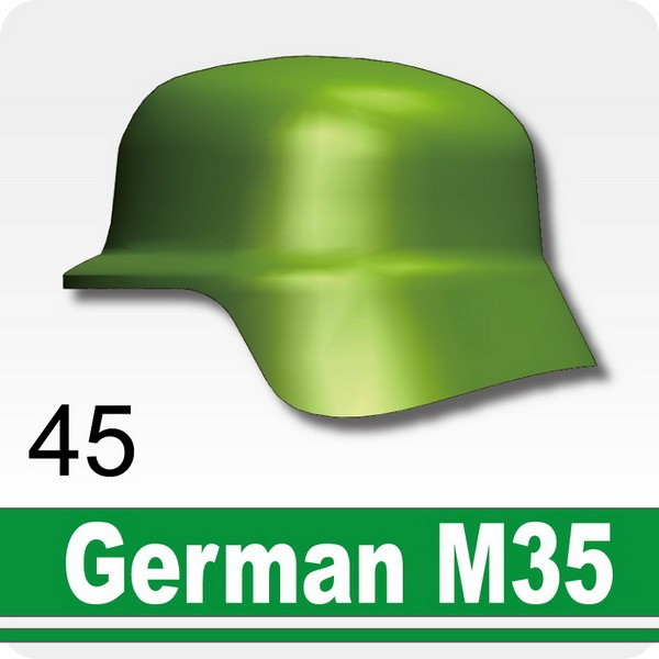 Iron Green_German M35