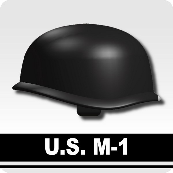 US M-1 Army Helmet -Black