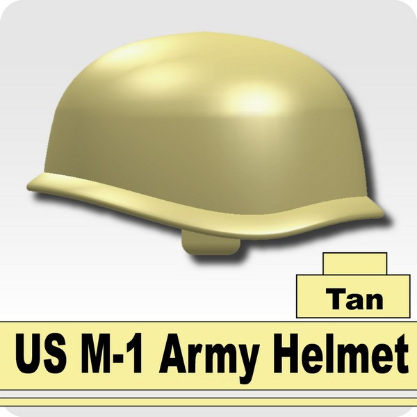 US M-1 Army Helmet -Tan