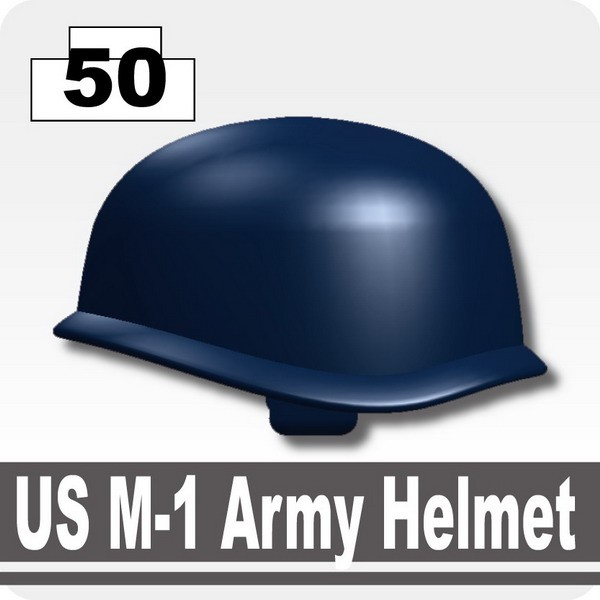 US M-1 Army Helmet -Dark Blue