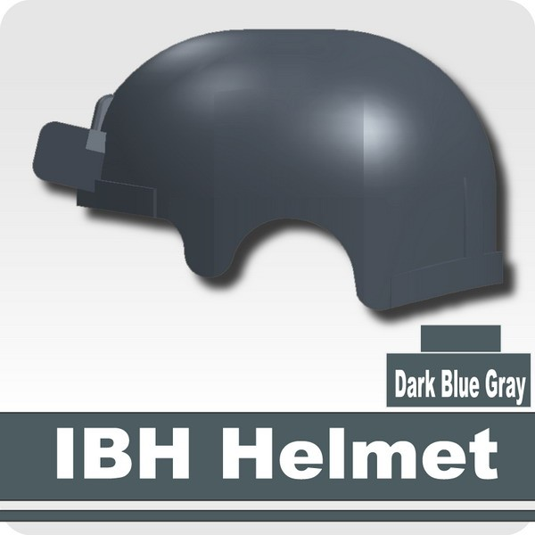 IBH Helmet -Dark Blue Gray