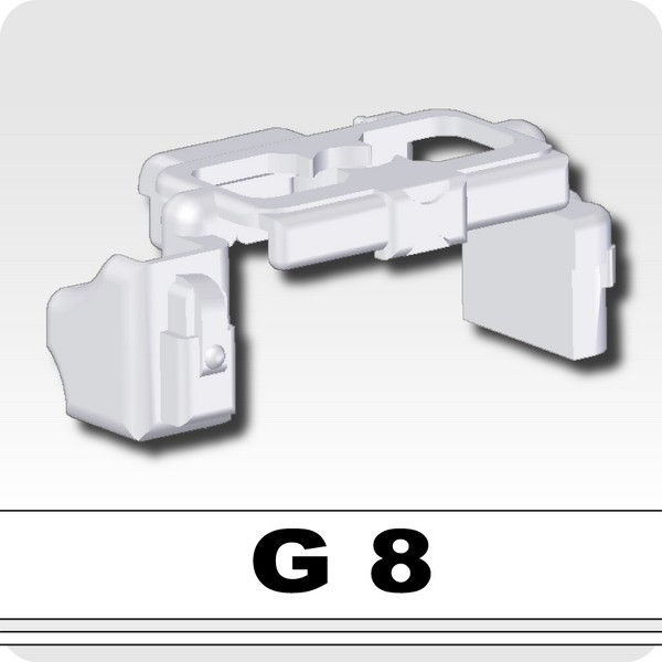 White_Tactical Belt(G8)