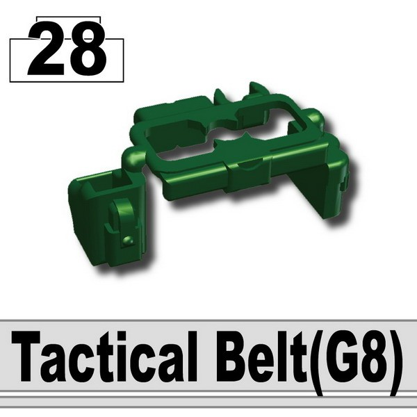Dark Green_G8(Tactical Belt)