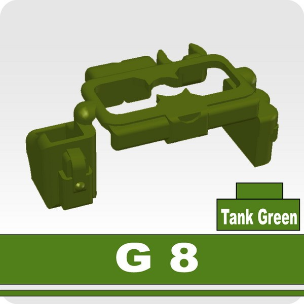 Tank Green_Tactical Belt(G8)