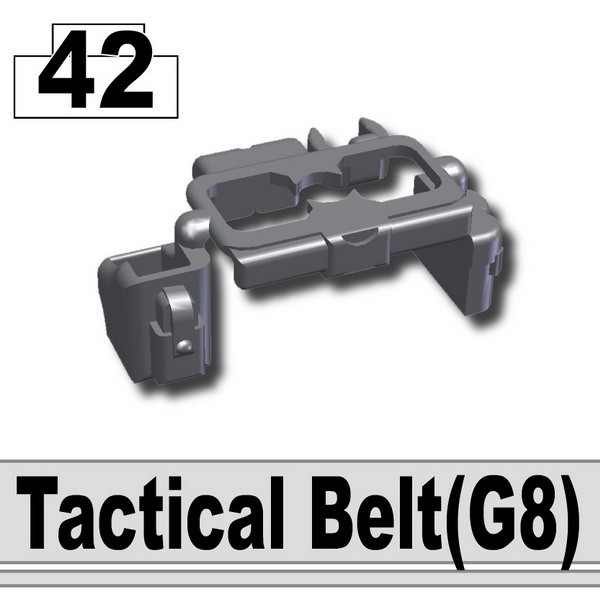 Iron Black_Tactical Belt(G8)