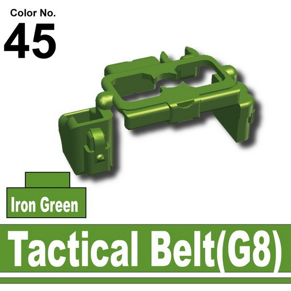 Iron Green_Tactical Belt(G8)