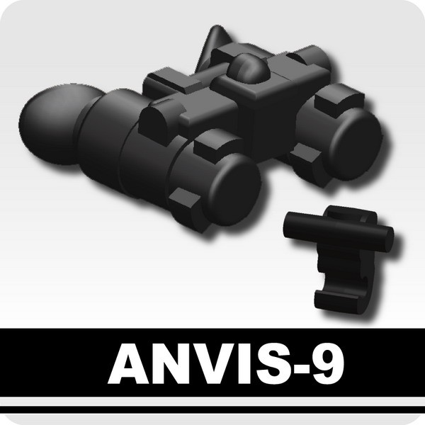 ANVIS-9 (Night Vision) -Black