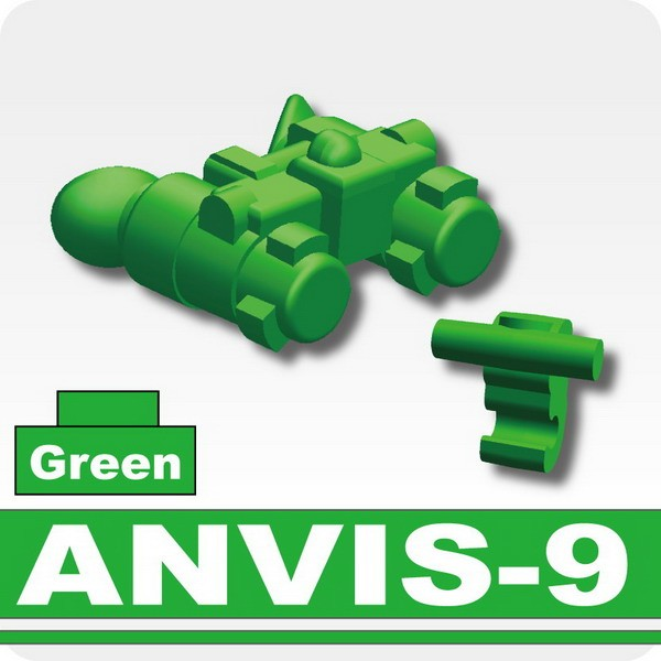ANVIS-9 (Night Vision) -Green