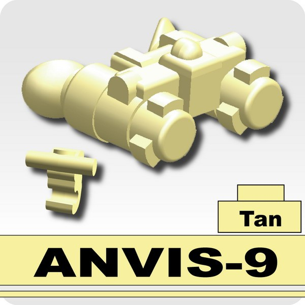 ANVIS-9 (Night Vision) -Tan