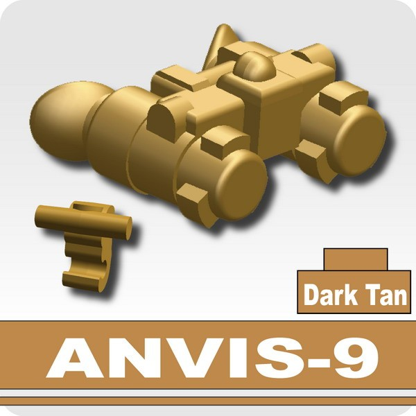 ANVIS-9 (Night Vision) -Dark Tan