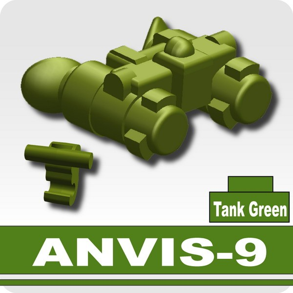 ANVIS-9 (Night Vision) -Tank Green