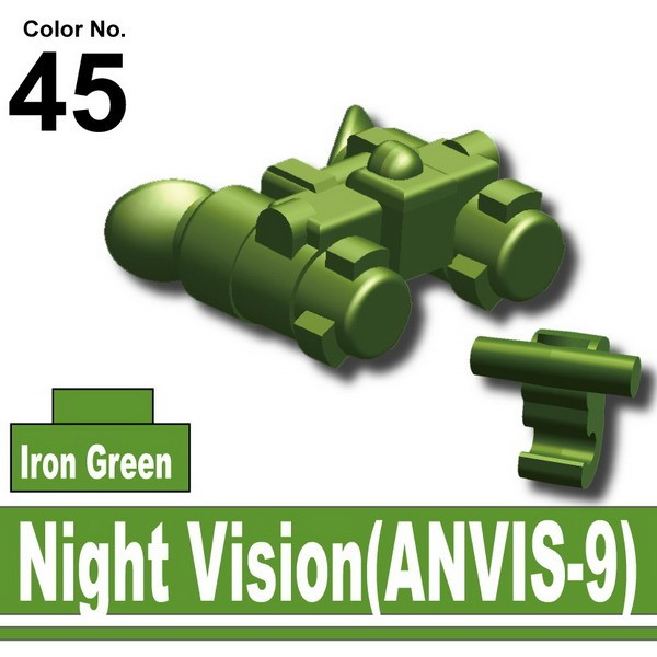 Iron Green_Night Vision(ANVIS-9)