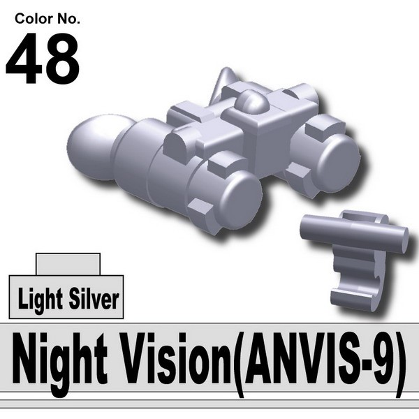 Light Silver_Night Vision(ANVIS-9)
