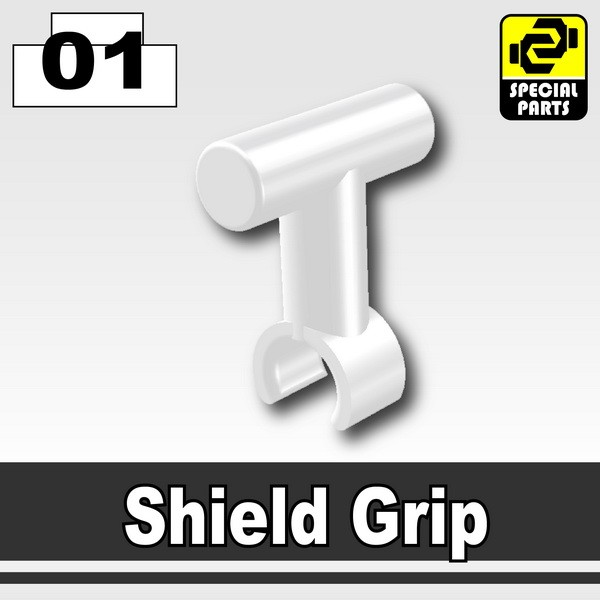 Shield Grip -White