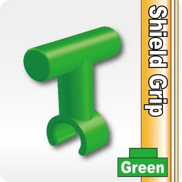 Shield Grip -Green