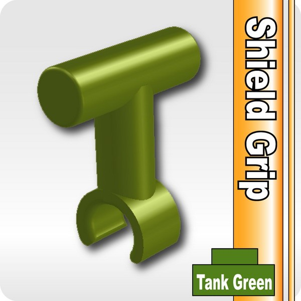 Shield Grip -Tank Green