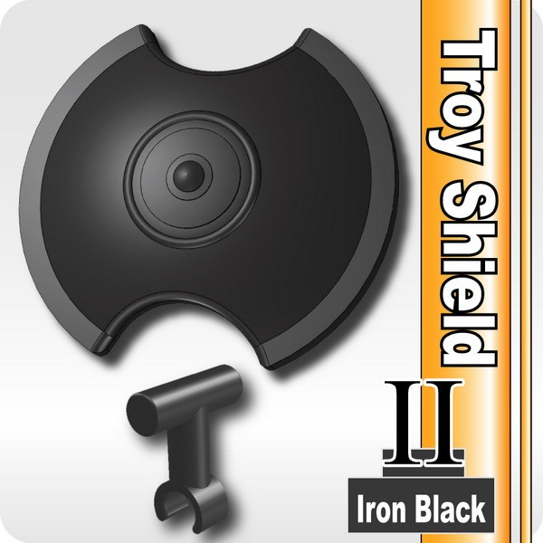 Troy Shield II (with Shield Grip) -Iron Black