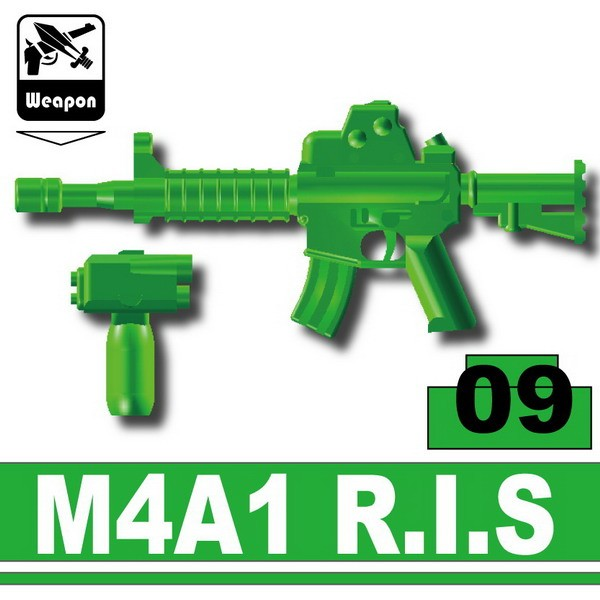 M4A1 R.I.S. -Green