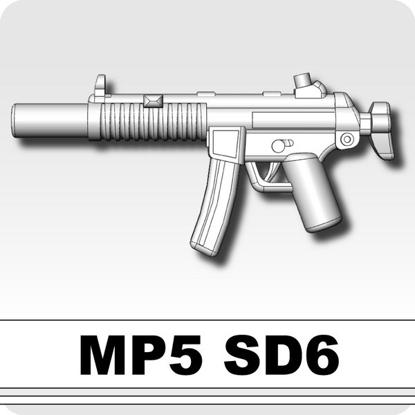 MP5SD6 -White