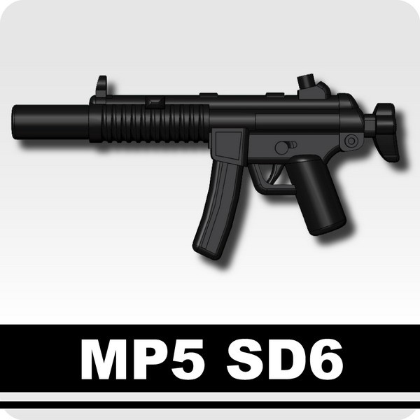 MP5SD6 -Black