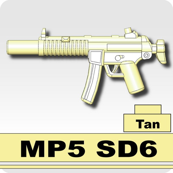 MP5 SD6 -Tan