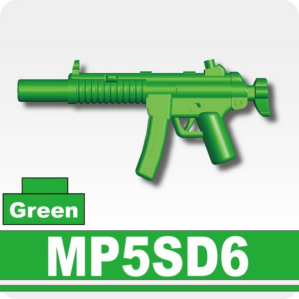 MP5 SD6 -Green