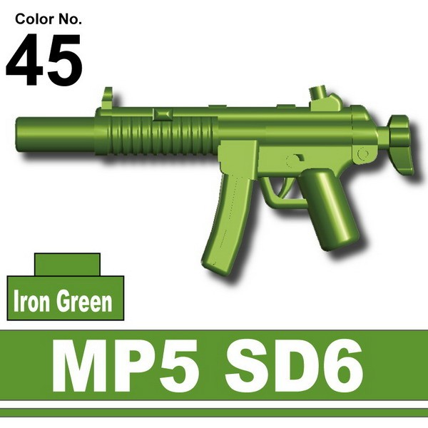 Iron Green_MP5SD6