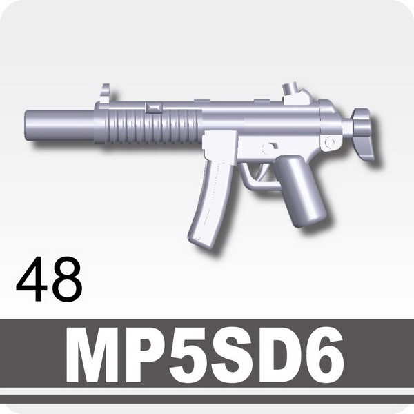 Light Silver_MP5SD6