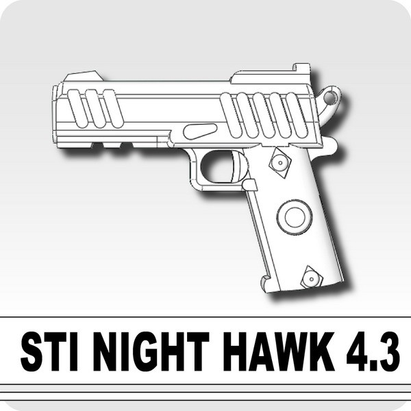 STI NIGHT HAWK 4.3 -White