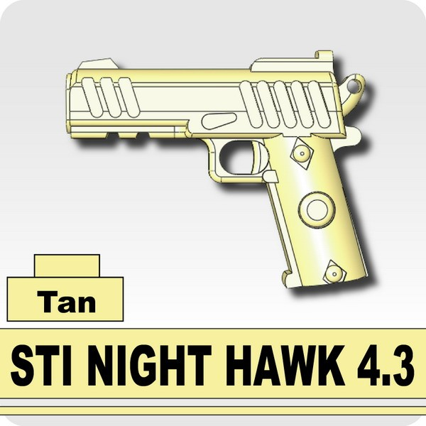 STI NIGHT HAWK 4.3 -Tan