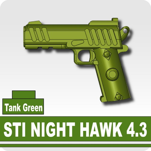 STI NIGHT HAWK 4.3 -Tank Green
