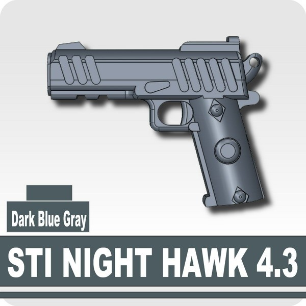STI NIGHT HAWK 4.3 -Dark Blue Gray