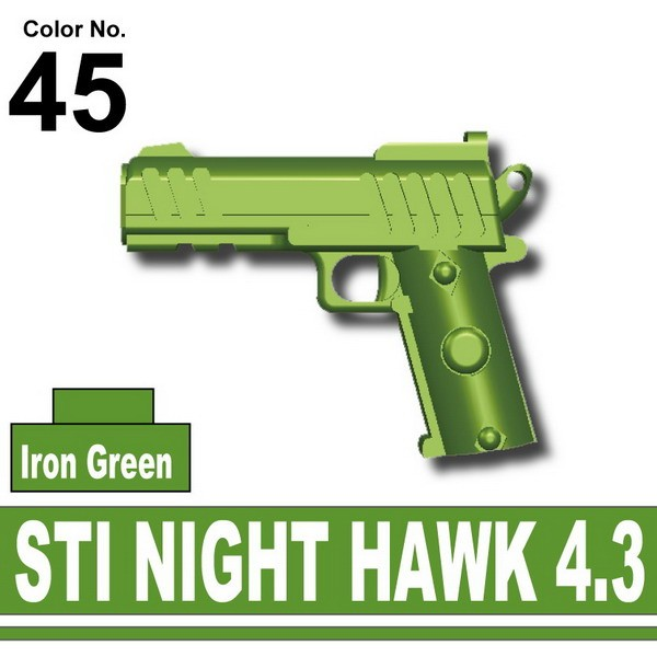 Iron Green_STI NIGHT HAWK 4.3