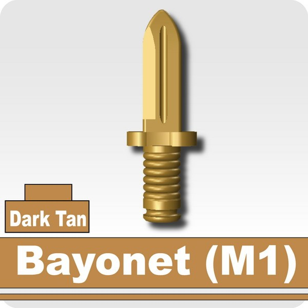 Bayonet (M1) -Dark Tan