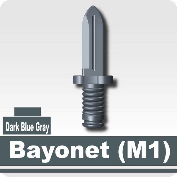 Bayonet (M1) -Dark Blue Gray