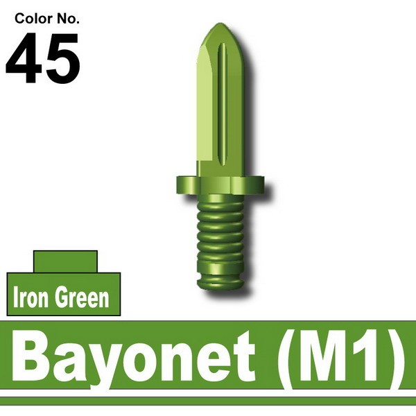 Iron Green_Bayonet (M1)