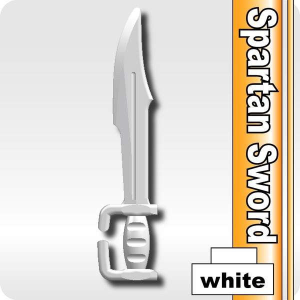 Spartan Sword -White