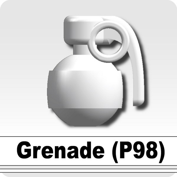 P98 (Greande) -White