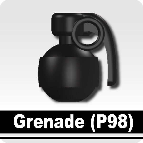 P98 (Greande) -Black