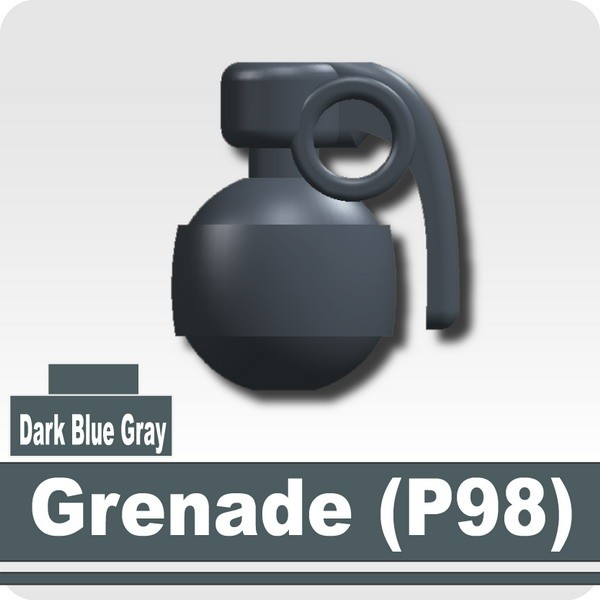 Grenade (P98) -Dark Blue Gray