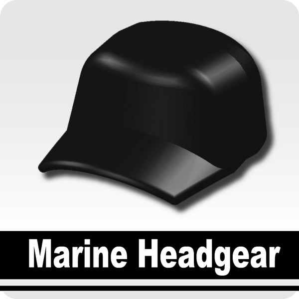 Black_Marine Headgear