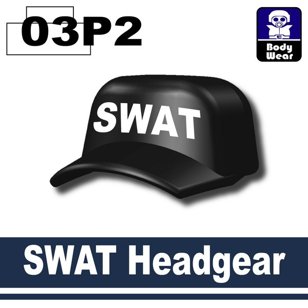 Black_Marine Headgear(SWAT)P2