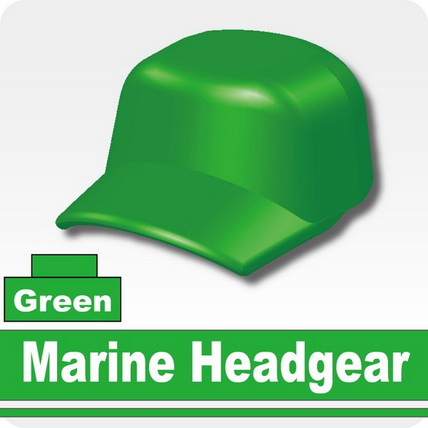 Marine Headgear - Green